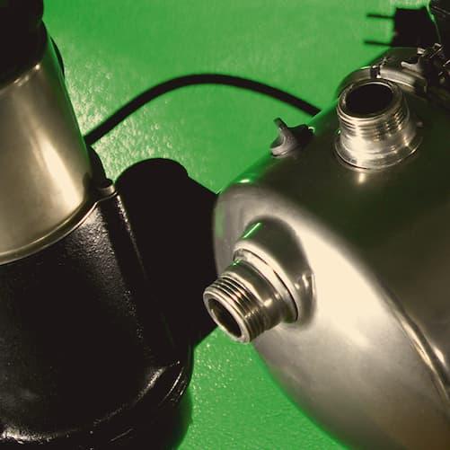 Pumpen bei Pitzner Industrieservice